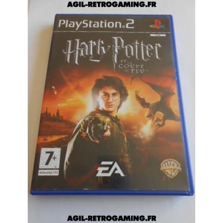 Harry Potter et la Coupe de Feu PS2
