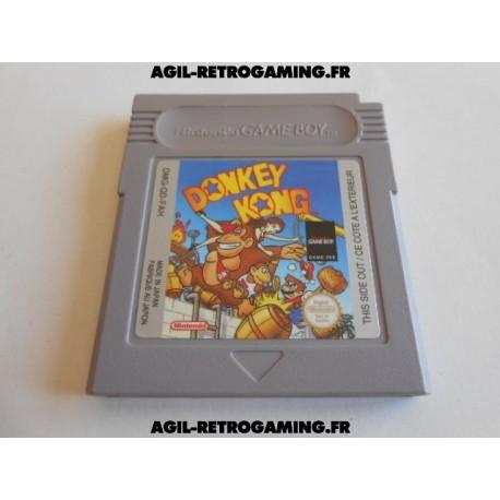 Donkey Kong sur Game Boy