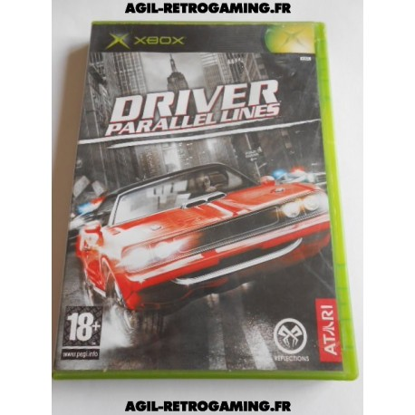 Driver Parallel Lines Xbox