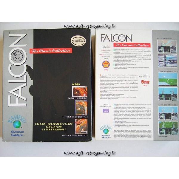 Falcon pour Atari ST