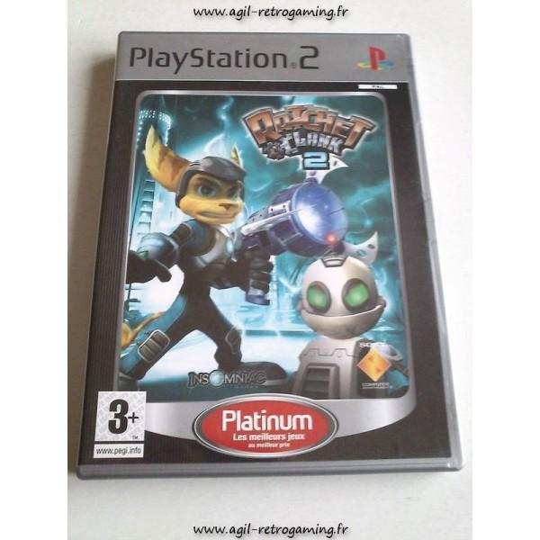 Ratchet & Clank 2 pour PS2