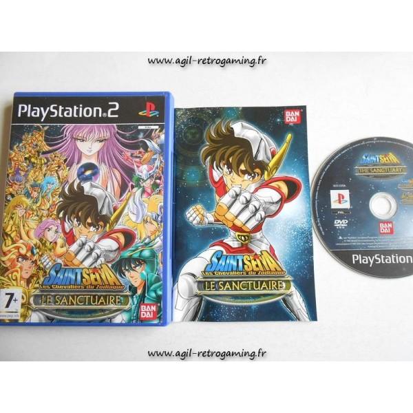 Saint Seiya, Les Chevaliers du Zodiaque : Le Sanctuaire sur PS2