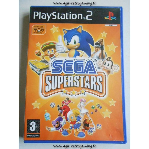 Sega SuperStars pour PS2