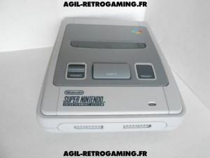 Démonter Console Super Nintendo