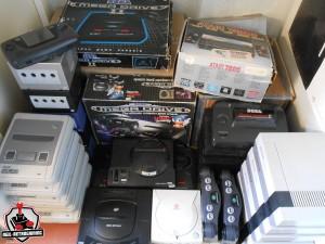 Consoles rétro