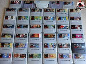 Jeux Super Nintendo - SNES
