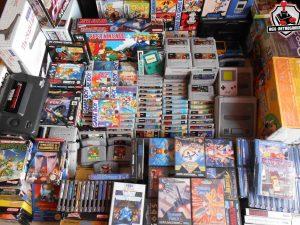 Gros arrrivage de jeux et consoles Nintendo - Sega