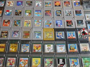 Arrivage Game Boy et GBC
