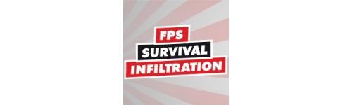 Jeux vidéo FPS/Survival/Infiltration PS1