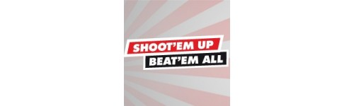 Jeux vidéo Shoot'em up/Beat'em all Xbox