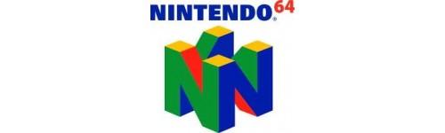 Nintendo n64 vendre d 39 occasion pas cher agil retrogaming - Console de jeux a vendre ...