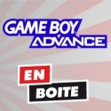Jeux GBA en boite