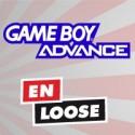 Jeux GBA en loose